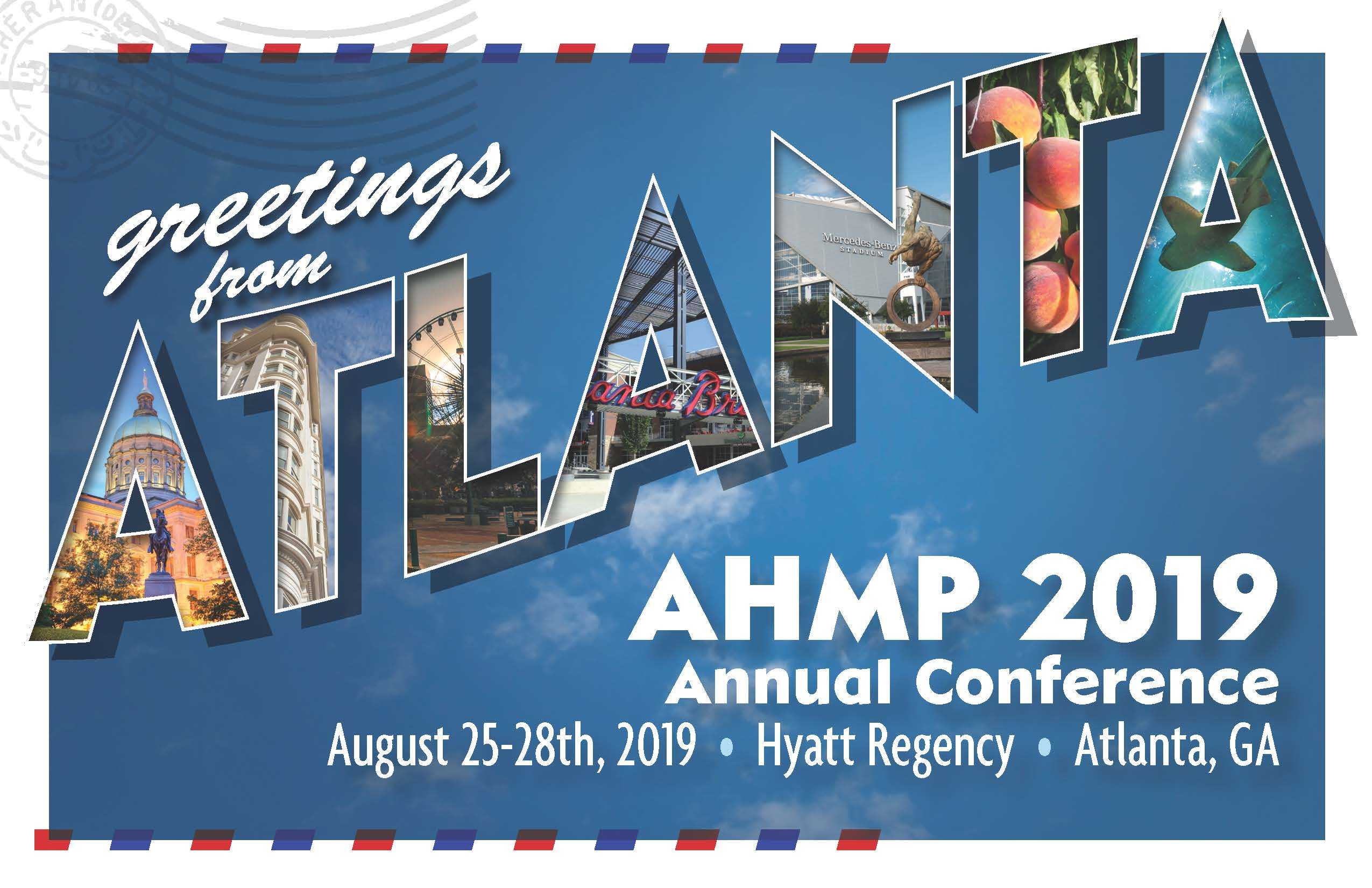 2019 AHMP Conference